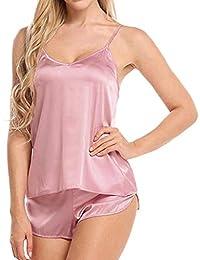 acquista il più recente grande vendita diversificato nella confezione Amazon.it: Victoria's Secret - Pigiami due pezzi / Pigiami e ...