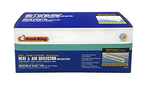 Thermwell Products Frost King HD11 15x25 Heat/Air Deflector by Thermwell