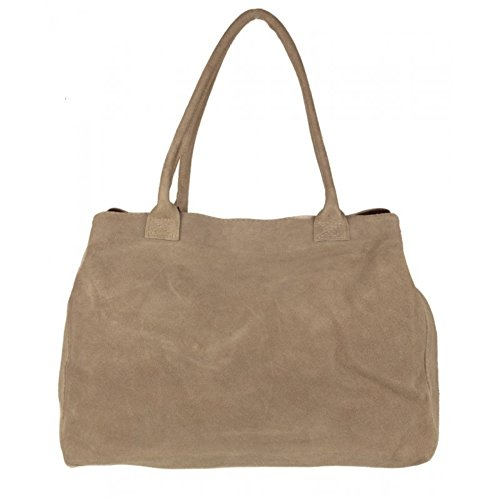Craze London, Borsa a spalla donna Khaki