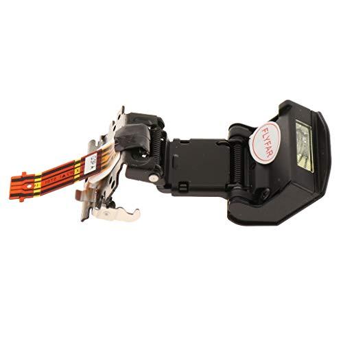 F Fityle Tête Flash Accessoires De Lampe De Poche Speedlite Flex Appareil Photo pour Sony NEX-3N