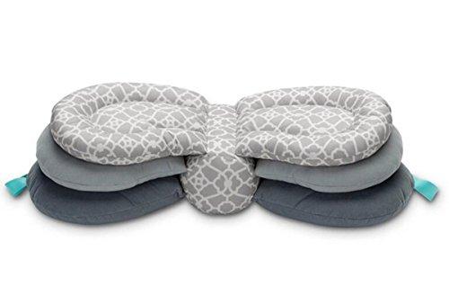 Oreiller pour bébé Soins des Femmes Oreillers Allaitement Maternel pour bébé Soins Protection Contre la Taille Sleep Multi-Fonction