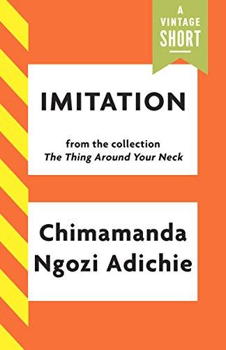 Imitation (A Vintage Short) (English Edition) eBook: Chimamanda ...