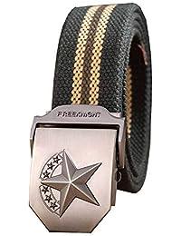 Cinturones AAA para Hombre Correas Unisex Militares Correa De Cintura para  El Ejército De La Moda 944a8d14253c