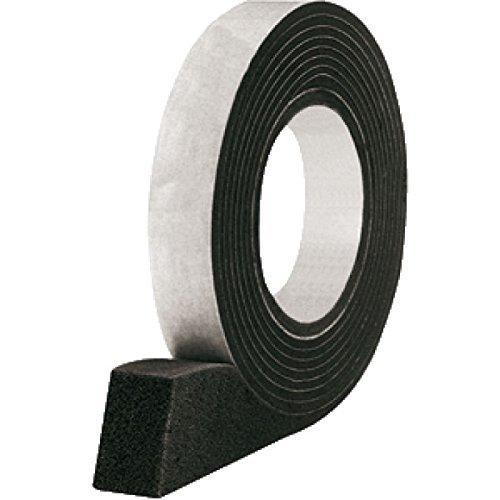 8m Komprimierband Acryl 300 20/4, Bandbreite 20mm, expandiert von 4 auf 20mm, anthrazit, Fugendichtband Kompriband Fugenabdichtung Dichtungsband Fensterdichtband Quellband Fugendichtband