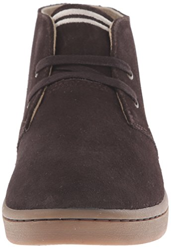 Fred Perry Byron Mid, Bottes pour Homme Marron