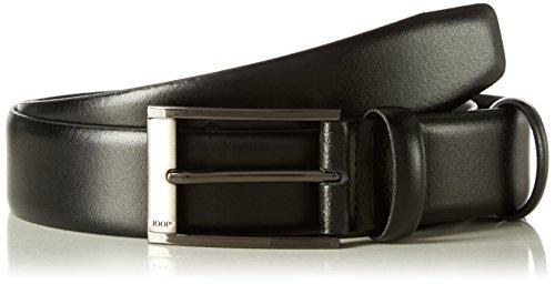 Joop! 7002 JOOPCOLL.Belt 3,5 CM/NOS Ceinture, Noir (schwarz 10), 110 Homme