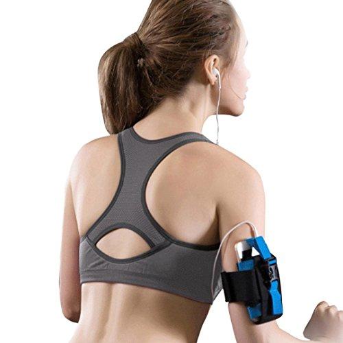 Reggiseno Donna ,FeiXIANG Donne sport palestra yoga allenamento reggiseno  running imbottito fitness Tops gilet
