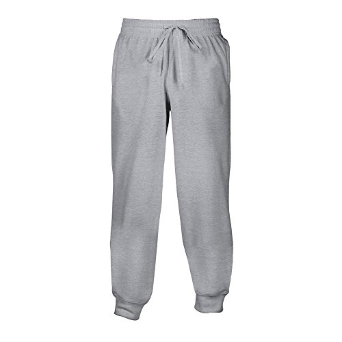 Gildan - Unisex Heavy Blend Sweathose / Sport Grey, M -