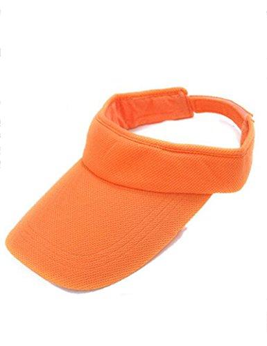 Chapeau de soleil d'été Été féminin Empty top chapeau de soleil de plein air mouvement Crème solaire Chapeau de tennis Casquette de baseball Pour les voyages de plage sortants ( Couleur : 6 ) 1
