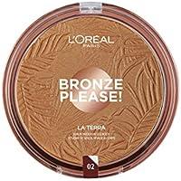 L'Oréal Paris Glam Bronze La Terra 02 Capri Naturale polvos bronceadores pieles medias claras 18 gr