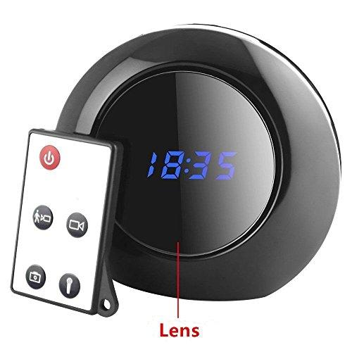 FiveSky 1280x960 Spion Kamera Uhr Bewegungsdetektiv Digitaler Videorekorder Unterstützen 140 ° Weitsichtwinkel