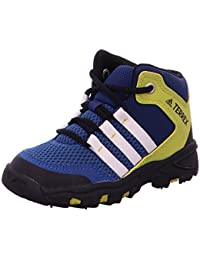 sale retailer 69a5c fa44a adidas AX2 Mid I – Chaussures montantes de treckingpara enfants, bleu –  (azumis