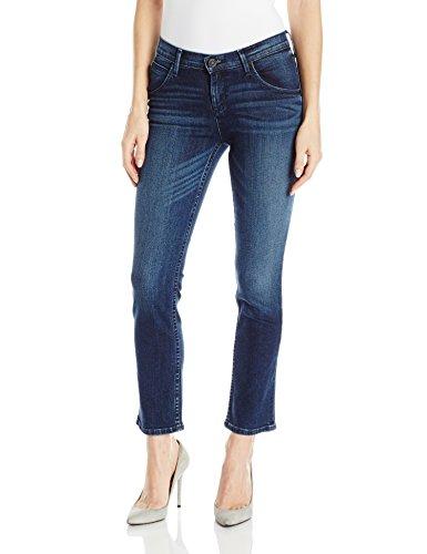 Hudson Jeans Women's Bailee Midrise Crop Baby Boot Flap Pocket Jean, Moonshine, 25 -