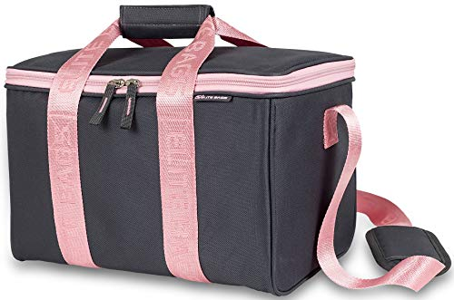 ELITE BAGS Multy´S Multifunktionstasche (Grau-Rosé)