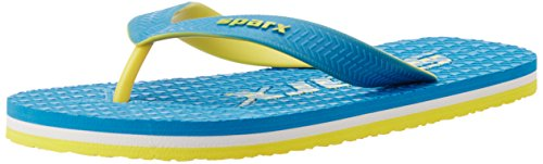 Sparx Men's Royal Blue Flip Flops Thong Sandals -10 UK  available at amazon for Rs.259