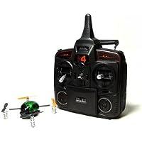 RCECHO® Walkera QR Grüne Marienkäfer V2 Quadcopter & DEVO F4 FPV Sender (Mode 2) QC510 mit RCECHO® Vollversion Apps Ausgabe
