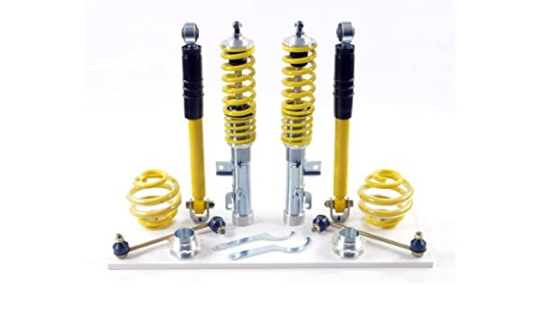 FK Automotive SMVW9005 Coilovers Yellow