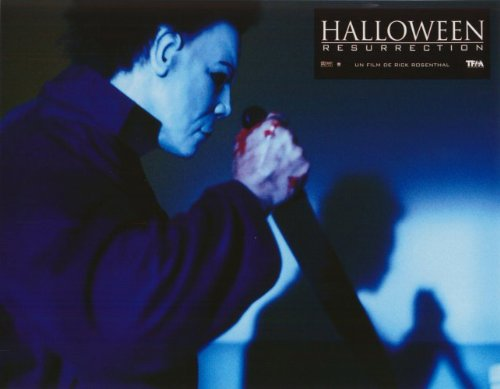 Halloween: Resurrection Plakat Movie Poster (11 x 14 Inches - 28cm x 36cm) (2002) French F