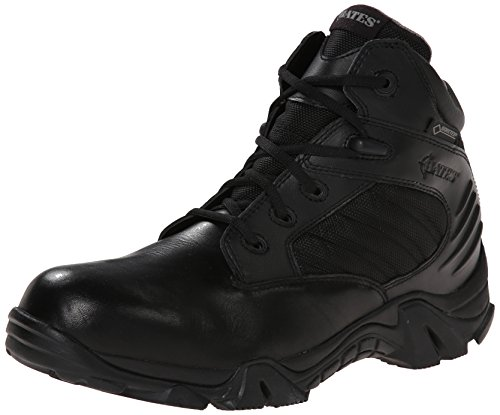 Bates Men's GX-4 4 Inch Ultra-Lites GTX Waterproof Boot, Black, 15 M US - Cold Weather Combat Boots