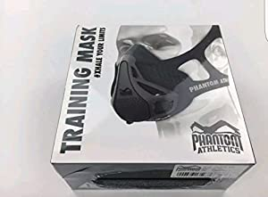 Phantom Athletics Training Mask Mask, Unisex, Training Mask medium 70-100kg
