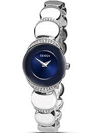 Seksy 2295.37 Women's Watch ,Blue/Silver