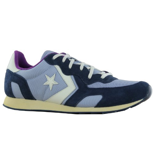 CONVERSE - Auckland Racer Ox, - Unisex - Adulto Azzurro/Blu