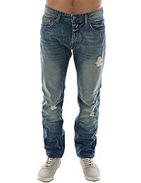 jeans japan rags 611 hill bleu