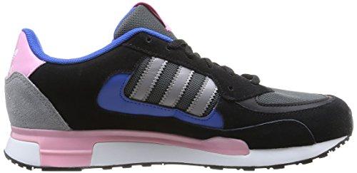 Adidas, ZX 850 W, Scarpe sportive, Donna Black 1/Aluminum 2/St Tropic Bloom S14