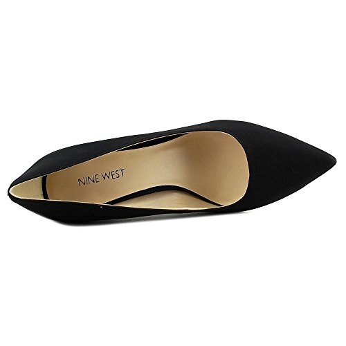 Nine West 7 Tallon Spitz Synthetik Stöckelschuhe Black