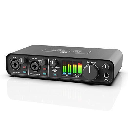 MOTU M4 USB Audio Interface