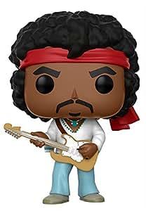 Funko 14352 Pop! Vinile Rocks Jimi Hendrix Woodstock