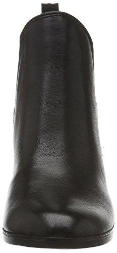 Marco Tozzi Premio Damen 25385 Kurzschaft Stiefel Schwarz (BLACK ANT.COMB 096) JNYEGM23