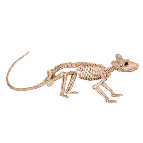 Halloween Dekoration Produkte Haunted Haus Simulation Maus Modell Schädel Knochen Regal Horror Bar KTV Requisiten