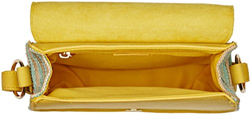Lollipops - Balou Shoulder, Borse a spalla Donna Giallo (Yellow)