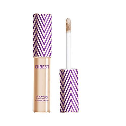 Anti-cernes Correcteur,ITISME Fond De Teint Maquillage Couverture Correcteur + Pinceau Base De Maquillage Base De Maquillage