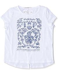 Camiseta Pepe Jeans Aubrie Kids Blanca