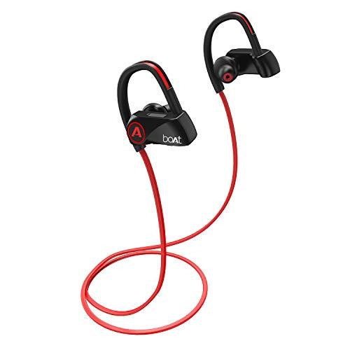 boAt Rockerz 262 Sports Wireless Earphones (Raging Red)