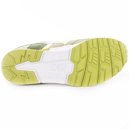 Chaussures Gel Lyte V W Winter Pear/White e16 - Asics Grün