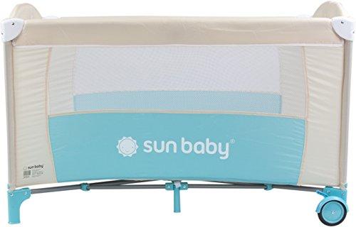 Sun Baby SD707/ST Eingeschossiges Reisebettchen - Sweet Dreams, mehrfarbig