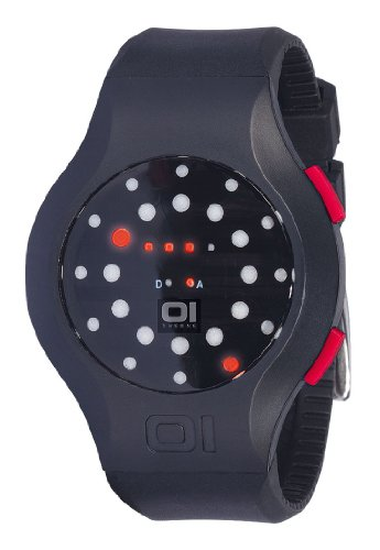 The One Binary Herren-Armbanduhr Manali Kick MK202R3