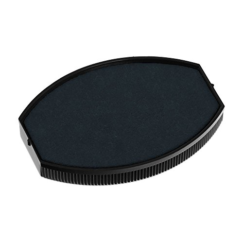 Colop E/OV55 für Ovale55 Stempelkissen, schwarz, 5 Stück