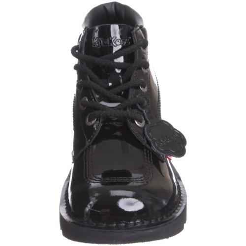 Kickers 1-KF0000120BXW Damen Stiefel Schwarz (Black Pat)