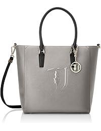 385a505658de82 Trussardi Jeans Ischia Shopping, Borsa a Spalla Donna, 41x32x16 cm (W x H
