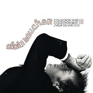 Collection 74-83 / Collection 84-01 / J'veux du Live (Coffret 2 CD + 1 DVD)