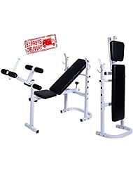 Generic GHT PREAC almacén en Reino Unido banco de alta resistencia MUTLI gimnasio banco de musculación
