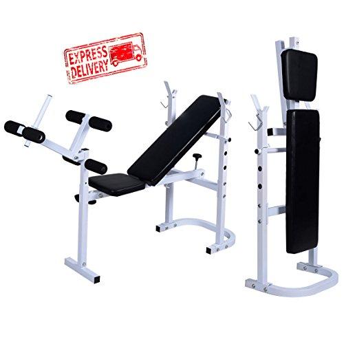 Generic insriruro CURL TR almacén en Reino Unido MUTLI gimnasio banco de musculación banco de tríceps en el pecho FLY para pierna almacén en Reino Unido plegable HOME ejercicio insriruro CURL TR MUTLI WEIGH de deporte