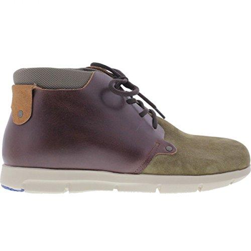Mud Estevan Herren Birkenstock Brown 1001035 Stiefel Boots wzqCX7x