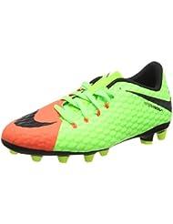 Nike Boys' Hypervenom Phinish Ii Ag Football Boots