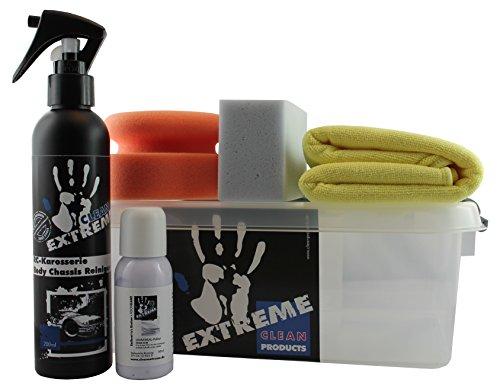 cleanextreme-rc-car-reinigungs-set-fur-karosserie-und-chassis-zur-schnellen-und-zuverlassigen-reinig