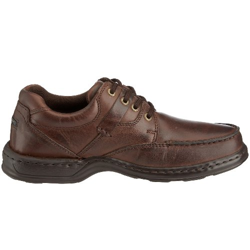 Hush Puppies Randall, Chaussures de ville homme Cuir marron